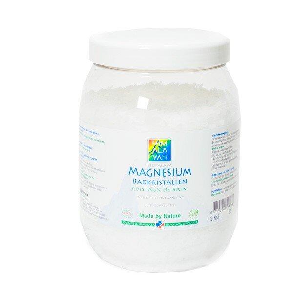 Magnesium badvlokken badzout 1kg