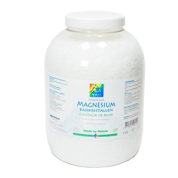 Magnesium badvlokken zeer voordelig voor een magnesium  voetenbad